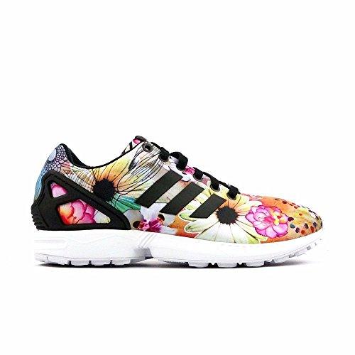 ... Adidas ZX Flux Women's Shoes Core Black/FTW White s78976