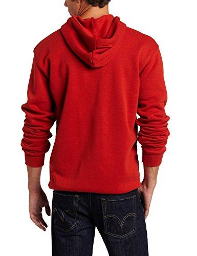 4c4acefa32a Carhartt Men's Signature Sleeve Logo Midweight Hooded Sweatshirt K288