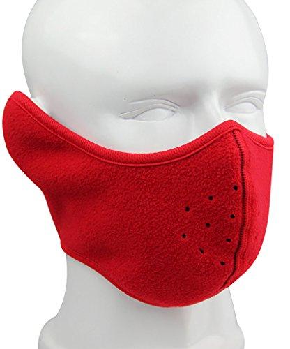 Men Women Half Cover Face Ski Mask Wind Resistant Winter Snow ... f624ef221