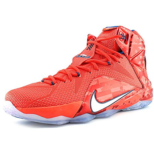 49160a3190e80 Nike LeBron XII Men's Basketball Shoes – Hero Runner