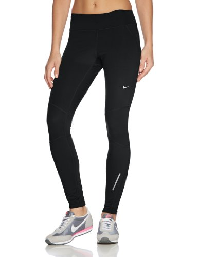 Nike Women's Element Thermal Running Tights 547605 Black