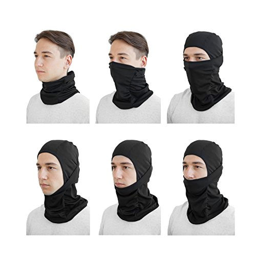 Multi-function FACE Cover Neck Gaiter Balaclava Bandana Scarf Headband Outdoor