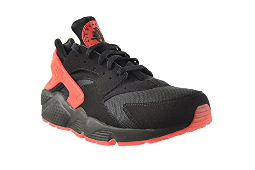 "low cost 9441a 36fcb Nike Air Huarache QS ""Love Hate Pack"" Men""s Shoes Black University Red  700878-006"