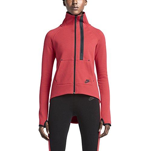 Nike Tech Fleece Moto Women's Cape 642688 647 Large Size