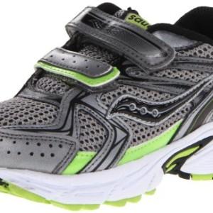 7758e4288ea1 Saucony Boys Cohesion 6 H L Running Shoe (Little Kid Big Kid) – Hero Runner