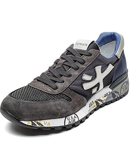 Wiberlux Premiata Mick Men's Vintage Low Top Running Shoes