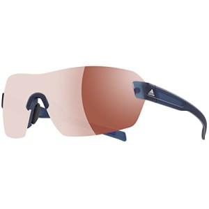 Adidas A422 00 6052 Navy Matte Transparent Arriba Visor Sunglasses Running ffb4ef6a5