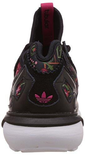 new arrival 8d0ed 4467b Adidas Women's Tubular Runner W, FLORAL-BLACK/VIVID BIRD