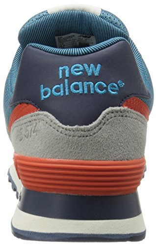 more photos 025d9 d45a4 New Balance Men's ML574 Out East Collection Classic Running Sneaker