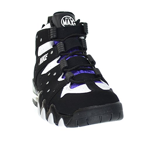 Nouvelles Arrivées 9cba4 3067f Nike Air Max 2 CB '94 Men's Shoes Black/White-Purple 305440-006