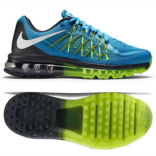 8847437d17ca Nike Air Max 2015 Womens Running Shoes Blue New In Box – Hero Runner