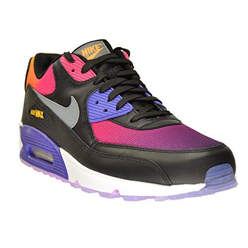 f153c05d6f6a Nike Air Max 90 SD Men s Shoes Black Clay Grey-Persian Violet-Pink Force  724763-005