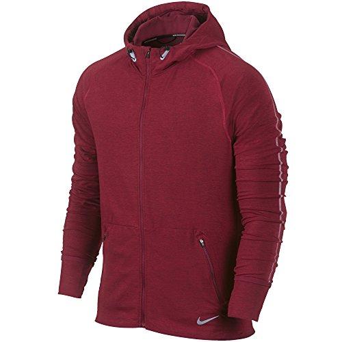 0c2eac459f8241 Nike Men s Dri-FIT Sprint Full-Zip Running Jacket