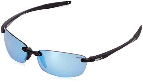 3b64c724ebd65 Revo Descend E RE 4060 02 BR Polarized Rectangular Sunglasses – Hero ...