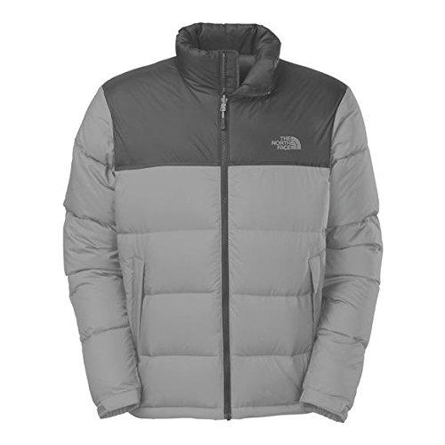 10d9732d7b The North Face Nuptse Down Jacket – Men s Vanadis Grey Heather Vanadis  Grey