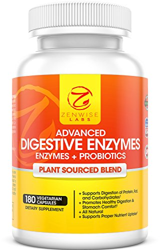 Best enzyme supplements for digestion and health