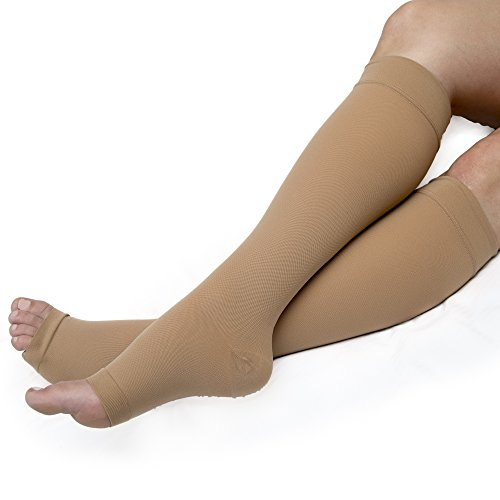3b91981780 MadeMother Maternity Compression Stockings: Premium Support Socks Provide  Guaranteed Pain Relief And Comfort For Expecting Women. Prevents Varicose  Veins ...