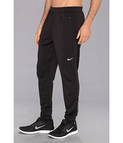 Nike MEN'S ATHLETIC Track Tight PANTS 684702-010 BLACK – Hero Runner