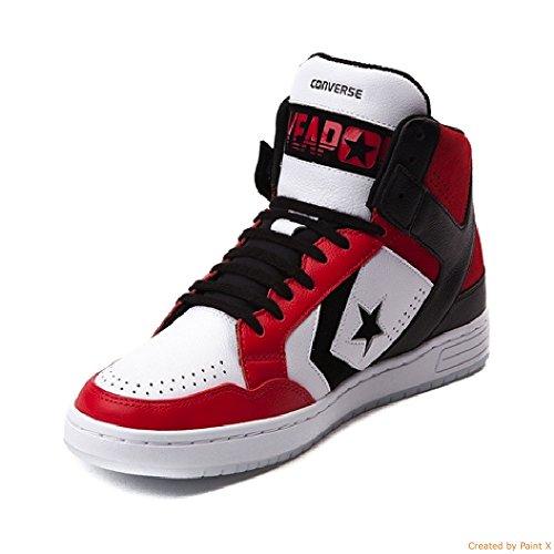 fe5008d89e1e Converse Weapon Mid Dr. J Men s Basketball Sneakers – Hero Runner