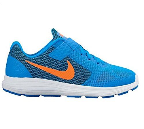 best service 99de9 5eff7 Nike Revolution 3 (PS) Pre-School Boys  Shoe  819414-401