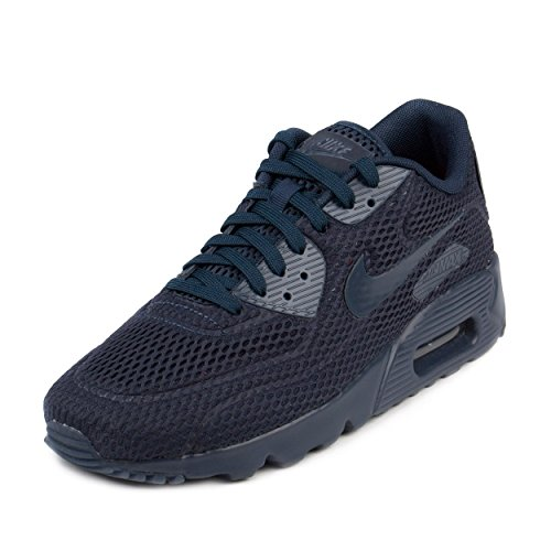 Mens Nike Air Max 90 Ultra Breathe Navy
