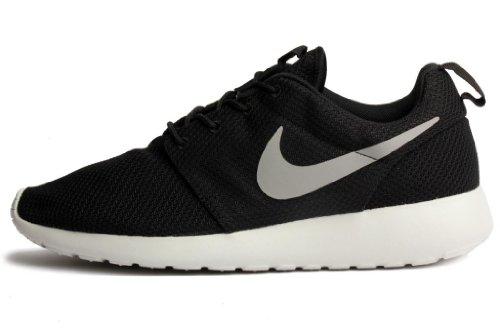 Nike Mens Rosherun Black Grey 511881-004 8 – Hero Runner bc85f38be