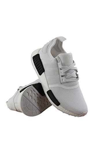 42a8cebdba12c Adidas NMD R1 BB1968 White  Black – Hero Runner