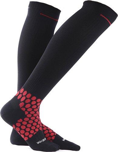 aea3e56171 Compression Socks 20-30 mmhg for Flight, Maternity, Athletics, Travel,  Nurses – Medical Care Grade for Shin Splints, Calf and Leg Pain – Running  Socks for ...