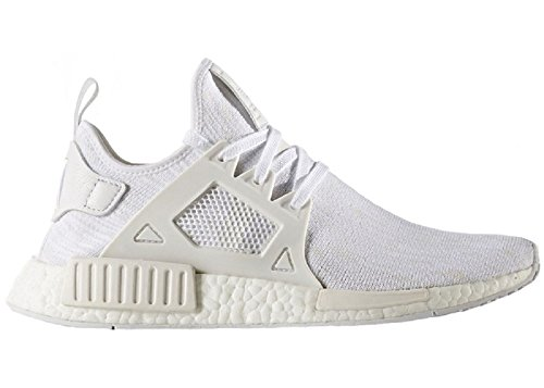 Adidas NMD XR1 PK Primeknit Pure Platinum Men Core White
