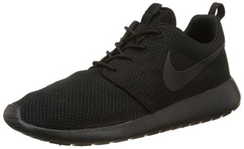 Nike Men's Roshe One Black/Black Running Shoe 10.5 Men US – Hero ...